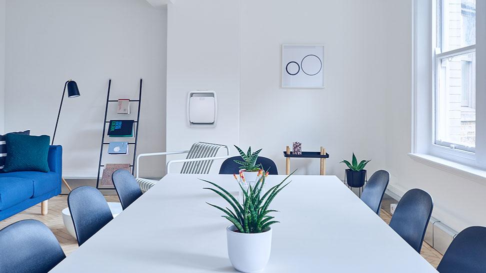 NatéoSanté Eolis professional air purifier rental