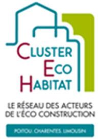 Partenaire logo Cluster eco habitat nateosante